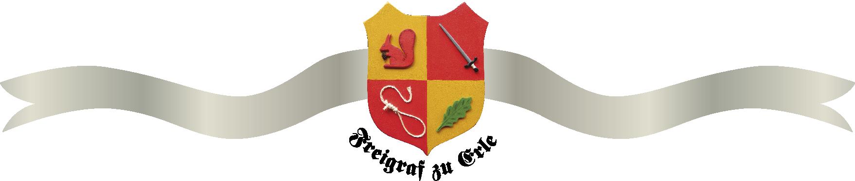 Freigraf zu Erle Logo